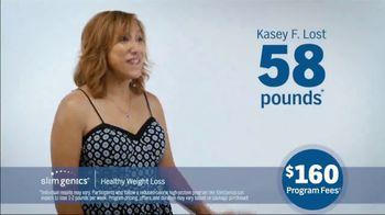 SlimGenics TV Spot, 'Kasey: $160' - Thumbnail 5