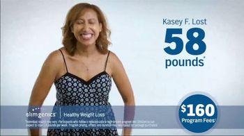 SlimGenics TV Spot, 'Kasey: $160' - Thumbnail 8