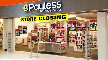 Payless Shoe Source TV Spot, 'Store Closing: Mother's Day' - Thumbnail 2