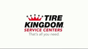 Tire Kingdom TV Spot, 'Bald: Buy Three, Get One Free, Mail-In Rebate and No Interest' - Thumbnail 10