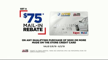 Tire Kingdom TV Spot, 'Bald: Buy Three, Get One Free, Mail-In Rebate and No Interest' - Thumbnail 8