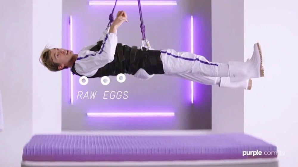 Purple Mattress Memorial Day Sale Tv Commercial H E D