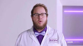 Purple Mattress Memorial Day Sale TV Spot, 'H.E.D. Test: $100 Off & Free Sheets' - Thumbnail 1