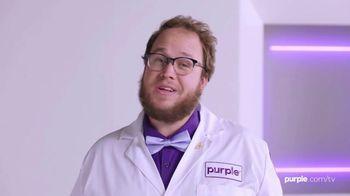 Purple Mattress Memorial Day Sale TV Spot, 'H.E.D. Test: $100 Off & Free Sheets' - Thumbnail 2