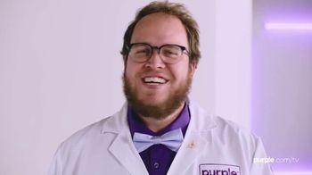 Purple Mattress Memorial Day Sale TV Spot, 'H.E.D. Test: $100 Off & Free Sheets' - Thumbnail 4