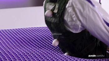 Purple Mattress Memorial Day Sale TV Spot, 'H.E.D. Test: $100 Off & Free Sheets' - Thumbnail 5