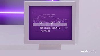 Purple Mattress Memorial Day Sale TV Spot, 'H.E.D. Test: $100 Off & Free Sheets' - Thumbnail 7