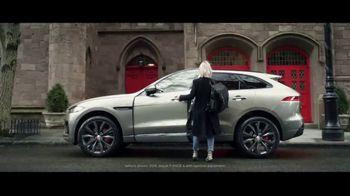 2019 Jaguar F-PACE TV Spot, 'The New Faces of Jaguar' [T2] - Thumbnail 3