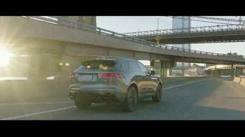 2019 Jaguar F-PACE TV Spot, 'The New Faces of Jaguar' [T2] - Thumbnail 8
