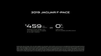 2019 Jaguar F-PACE TV Spot, 'The New Faces of Jaguar' [T2] - Thumbnail 9