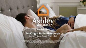 Ashley HomeStore Memorial Day Mattress Sale TV Spot, 'Tempur-Pedic Adjustable Sets' Song by Midnight Riot - Thumbnail 7