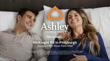 Ashley HomeStore Memorial Day Mattress Sale TV Spot, 'Tempur-Pedic Adjustable Sets' Song by Midnight Riot - Thumbnail 6