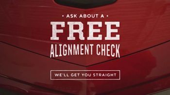 Big O Tires TV Spot, 'Proper Alignment' - Thumbnail 6