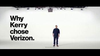 Verizon TV Spot, 'Why Kerry Chose Verizon: BOGO'