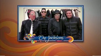 2020 Soul Train Cruise TV Spot, 'More Than 25 Celebrity Events' Featuring The Jacksons - Thumbnail 1