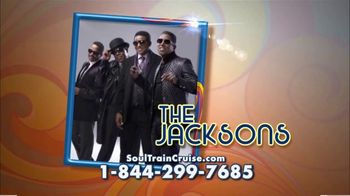 2020 Soul Train Cruise TV Spot, 'More Than 25 Celebrity Events' Featuring The Jacksons - Thumbnail 4