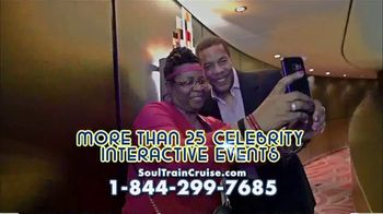 2020 Soul Train Cruise TV Spot, 'More Than 25 Celebrity Events' Featuring The Jacksons - Thumbnail 6