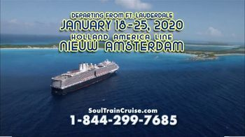 2020 Soul Train Cruise TV Spot, 'More Than 25 Celebrity Events' Featuring The Jacksons - Thumbnail 8