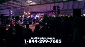 2020 Soul Train Cruise TV Spot, 'More Than 25 Celebrity Events' Featuring The Jacksons - Thumbnail 9