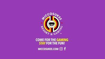 Miccosukee Resort & Gaming 5K Giveaway TV Spot, 'Elevating the Game' - Thumbnail 7