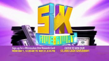 Miccosukee Resort & Gaming 5K Giveaway TV Spot, 'Elevating the Game' - Thumbnail 6
