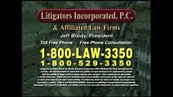 Litigators Incorporated TV Spot, 'Brain Damage' - Thumbnail 7