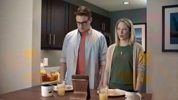 Homewood Suites TV Spot, 'Sunday Brunch' - Thumbnail 5