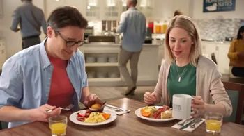 Homewood Suites TV Spot, 'Sunday Brunch'