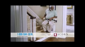 Acorn Stairlifts TV Spot, 'Love My House'