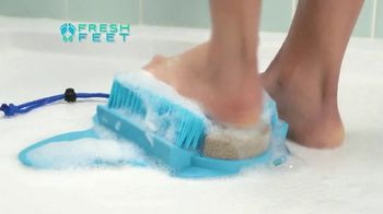 Fresh Feet TV Spot, 'Stop Struggling'