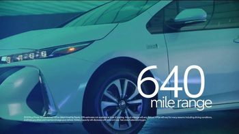 Toyota Summer Starts Here TV Spot, 'Prius Prime: Most Fuel-Efficient Hybrid' [T2] - Thumbnail 3