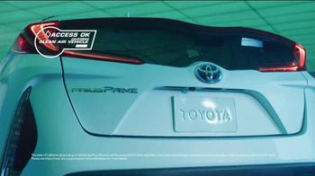 Toyota Summer Starts Here TV Spot, 'Prius Prime: Most Fuel-Efficient Hybrid' [T2] - Thumbnail 4