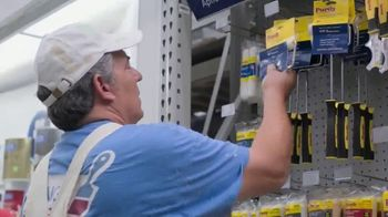 Lowe's TV Spot, 'Step One to Step Done: Valspar 2000'