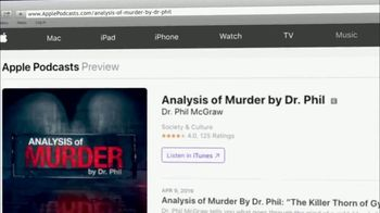 Analysis of Murder by Dr. Phil TV Spot, 'The Killer Thorn of Gypsy Rose' - Thumbnail 9