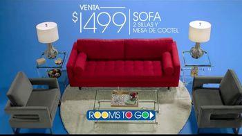 Rooms to Go Venta De Memorial Day TV Spot, 'Tiempo perfecto' Song by Portugal. The Man [Spanish] - Thumbnail 6