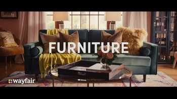 Wayfair TV Spot, 'That's What You Get Selection' - Thumbnail 7