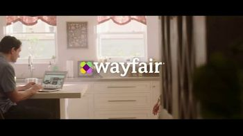 Wayfair TV Spot, 'That's What You Get Shipping' - Thumbnail 1