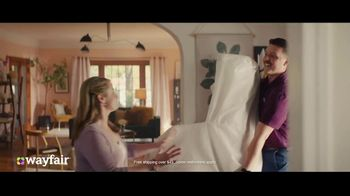 Wayfair TV Spot, 'That's What You Get Shipping' - Thumbnail 2