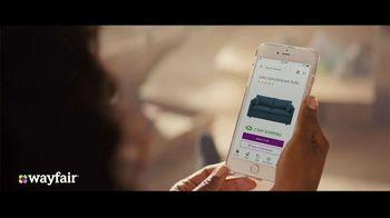 Wayfair TV Spot, 'That's What You Get Shipping' - Thumbnail 7