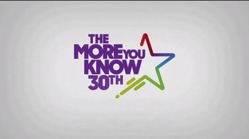 The More You Know TV Spot, 'Plastic Footprint' Featuring Craig Melvin - Thumbnail 8