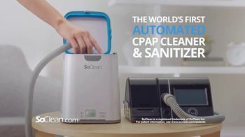 SoClean TV Spot, 'Dirty CPAP: $50 Off'