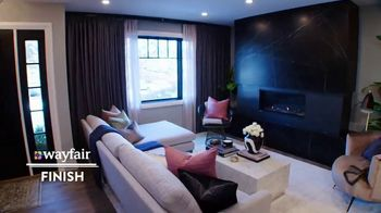 Wayfair TV Spot, 'Property Brothers: Relax by the Fire' - Thumbnail 1