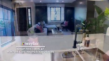 Wayfair TV Spot, 'Property Brothers: Relax by the Fire' - Thumbnail 6