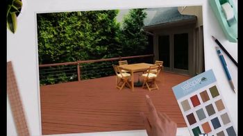 Valspar All-Weather Stain TV Spot, 'Protect Your Deck'