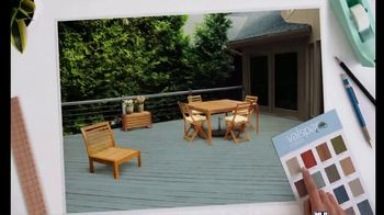 Valspar All-Weather Stain TV Spot, 'Protect Your Deck' - Thumbnail 3