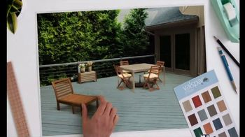 Valspar All-Weather Stain TV Spot, 'Protect Your Deck' - Thumbnail 4