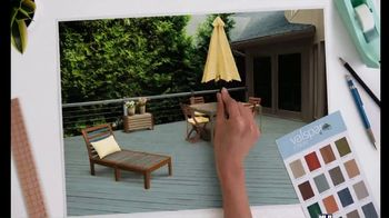 Valspar All-Weather Stain TV Spot, 'Protect Your Deck' - Thumbnail 5