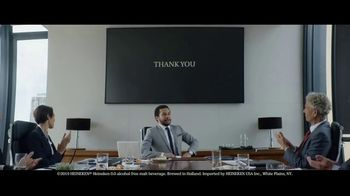 Heineken 0.0 TV Spot, 'Now You Can: Presentation' Song by The Isley Brothers - Thumbnail 2