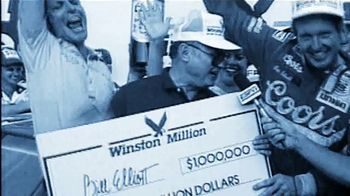 NASCAR Hall of Fame TV Spot, 'Million Dollar Bill' - Thumbnail 1