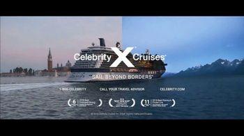 Celebrity Cruises TV Spot, 'Sail Into a World' - Thumbnail 10